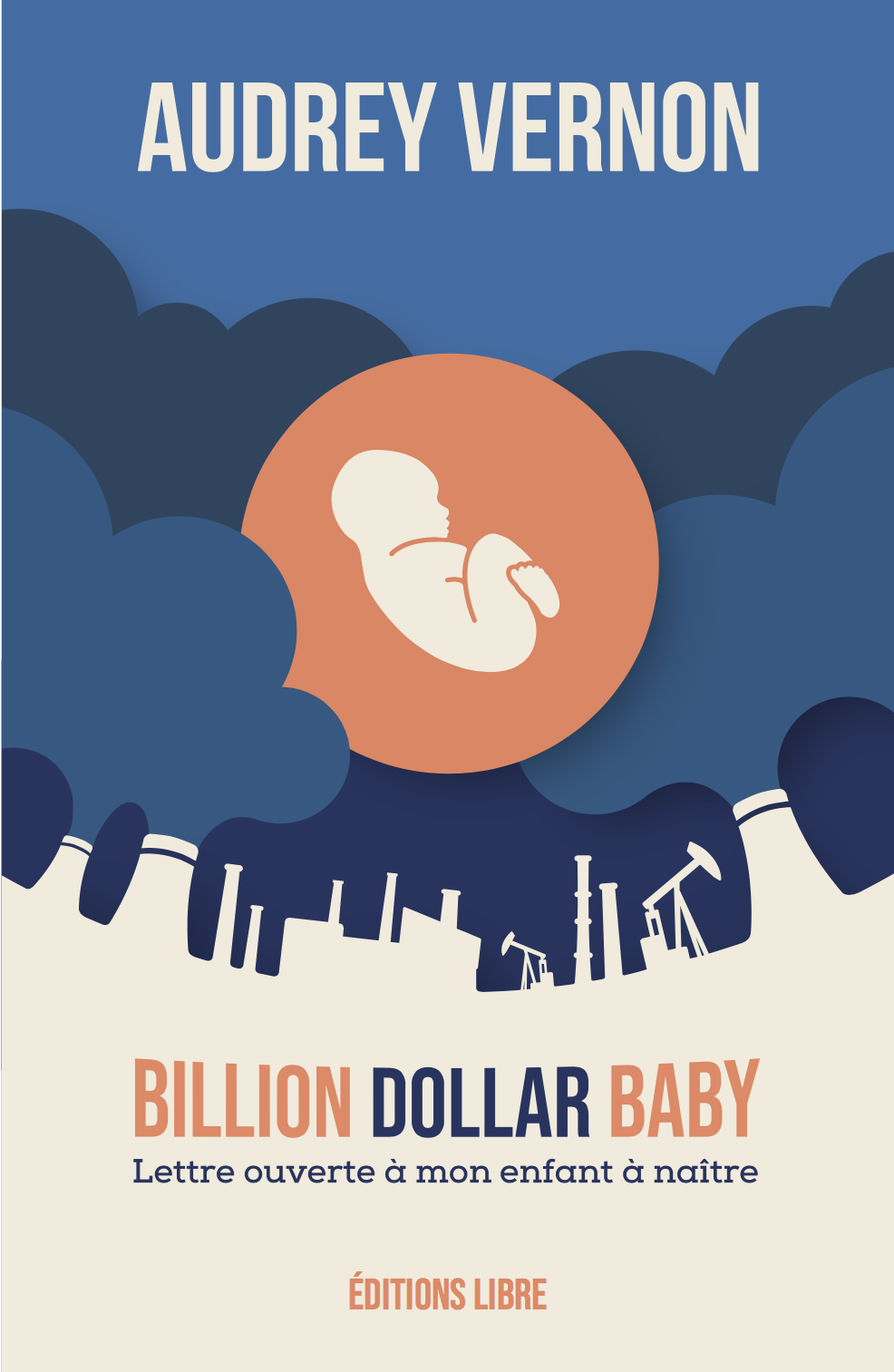 Billion Dollar Baby - Audrey Vernon